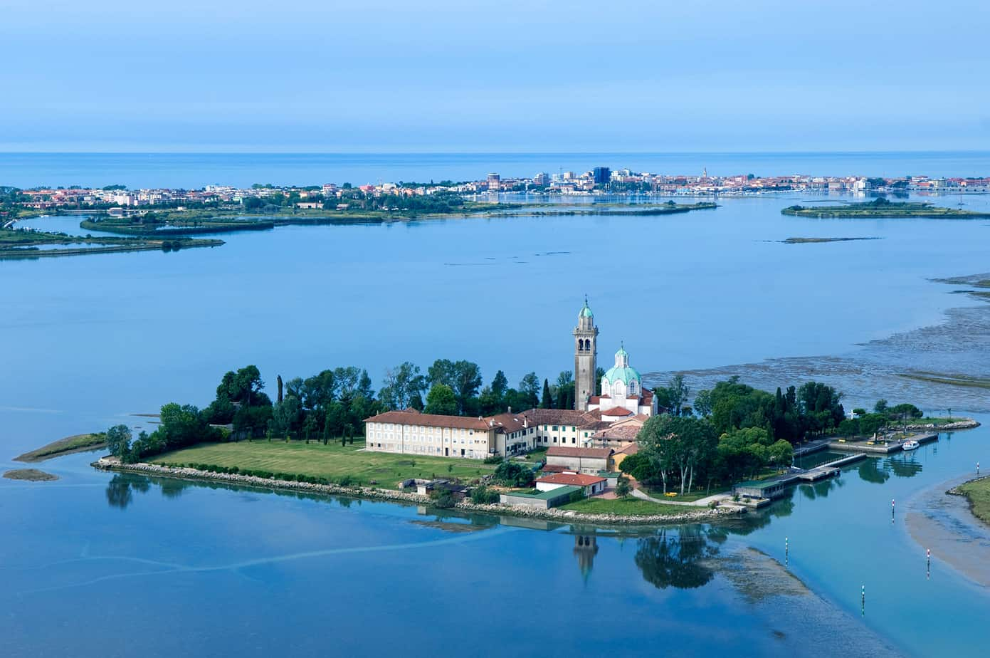 Grado and Aquileia – the golden island and the second Rome