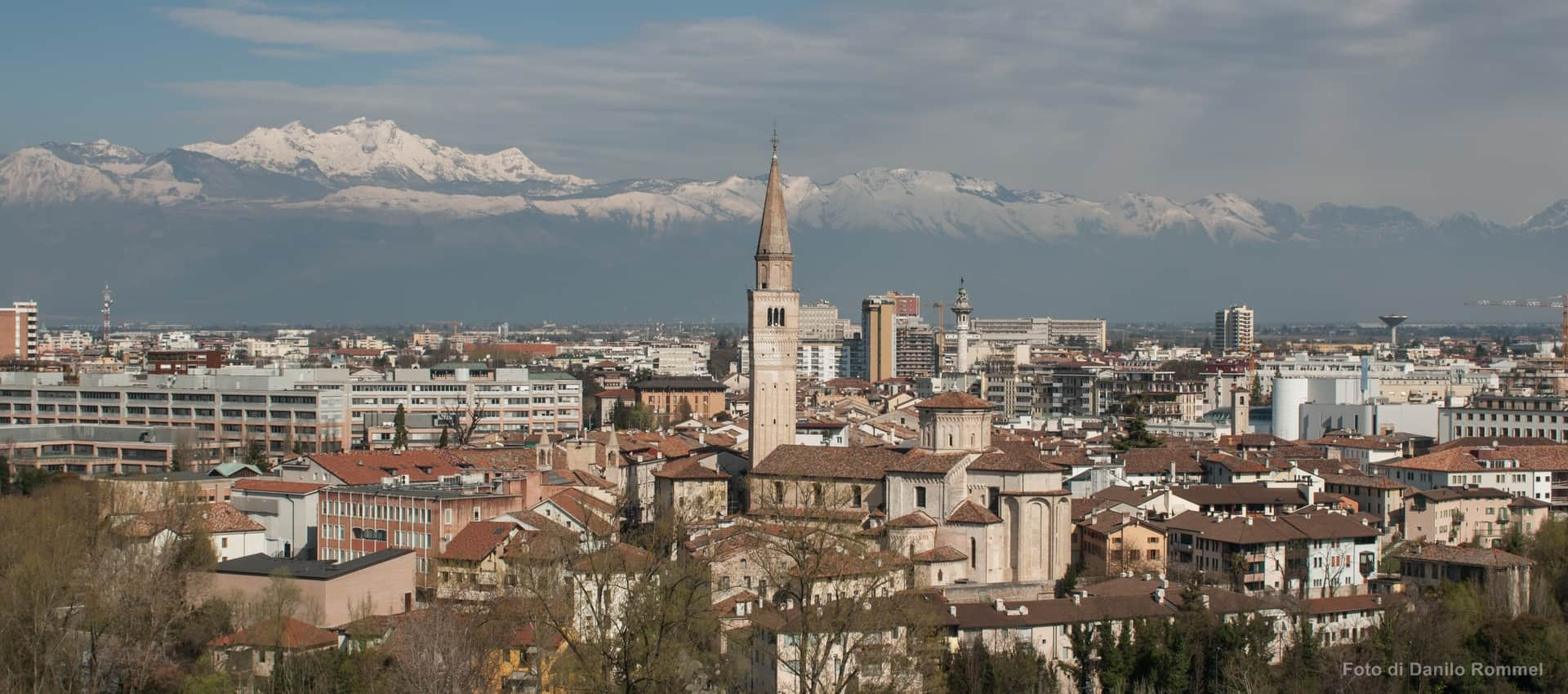 Pordenone – the ancient Portus Naonis