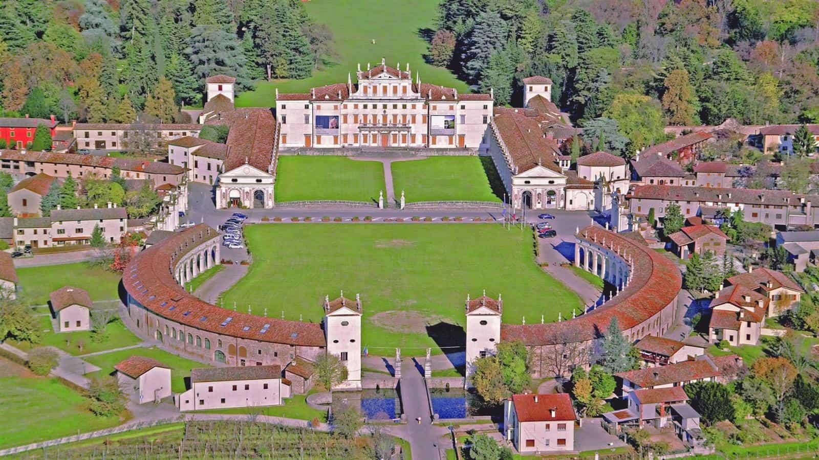 <center>Villa Manin a Passariano di Codroipo</center>