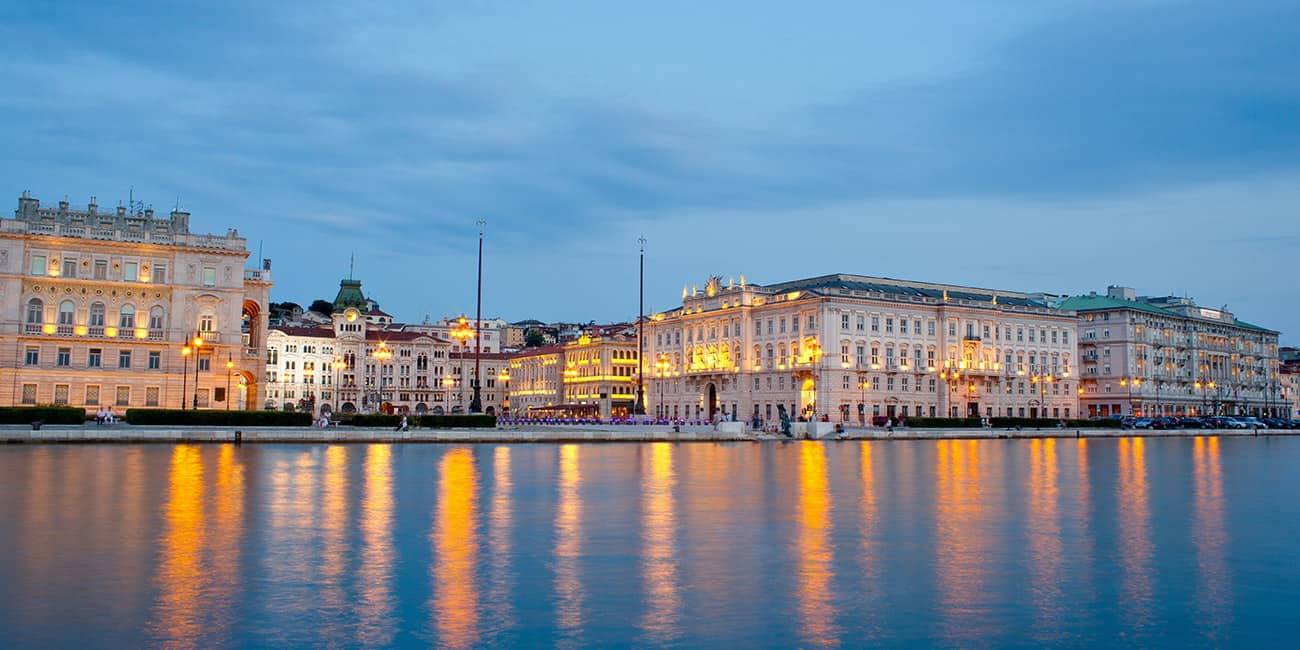 Trieste – the small Vienna by the sea